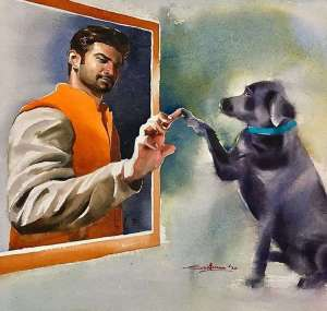 sushant-singh-rajputs-fan-paints-heartening-portrait-of-late-actor-with-his-dog-and-itll-make-you-emotional_g2d