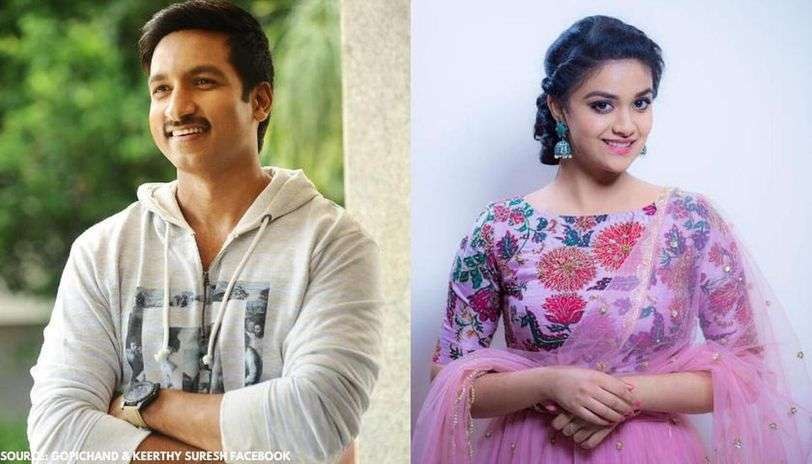keerthy-suresh-likely-to-romance-in-tejas-next-film-with-gopichand_g2d